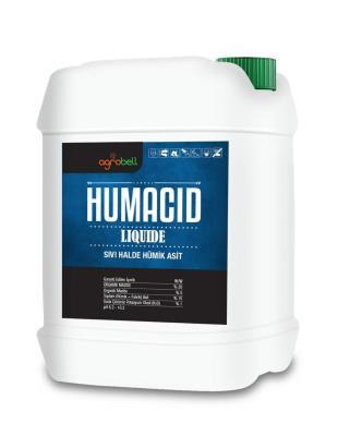 HUMACID LIQUIDE (1 KG) Sıvı Hümik Asit (%15 Humik+Fulvik Asit)